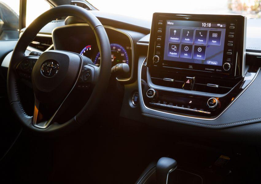 GALERI: Toyota Corolla Hatchback 2019 untuk US Image #814296