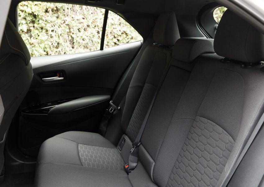 GALERI: Toyota Corolla Hatchback 2019 untuk US Image #814304