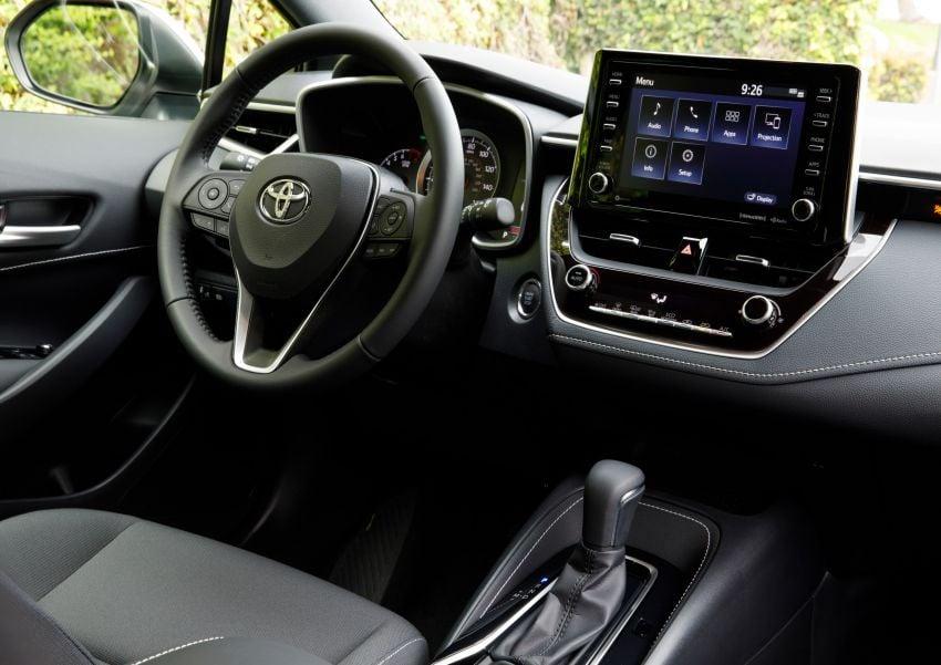 GALERI: Toyota Corolla Hatchback 2019 untuk US Image #814308