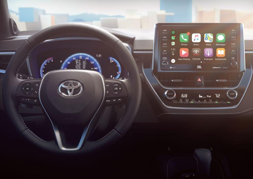 GALERI: Toyota Corolla Hatchback 2019 untuk US Image #814340