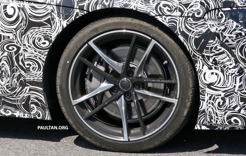 SPYSHOTS: 2019 Toyota Supra – our clearest view yet Image #813969