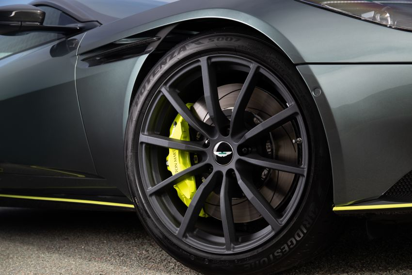 Aston Martin DB11 AMR – new 639 PS V12 flagship Image #816685
