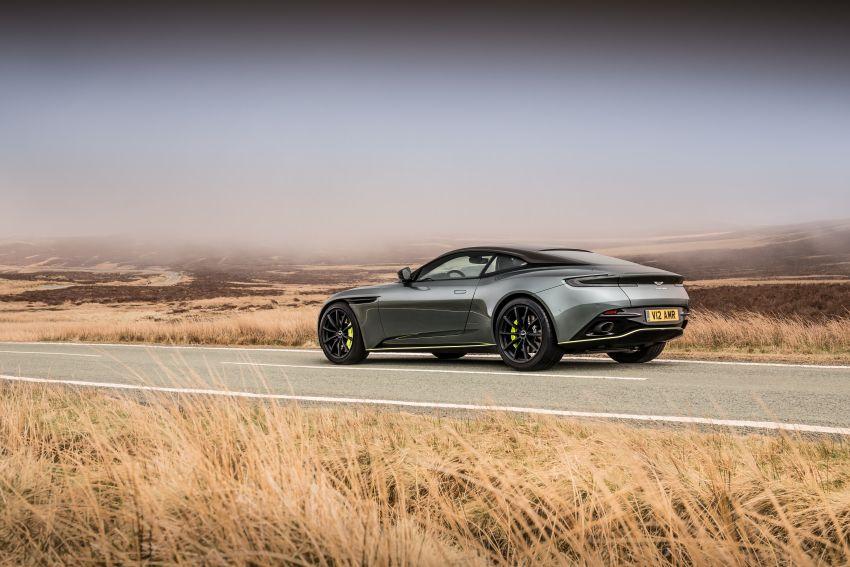 Aston Martin DB11 AMR – new 639 PS V12 flagship Image #816688