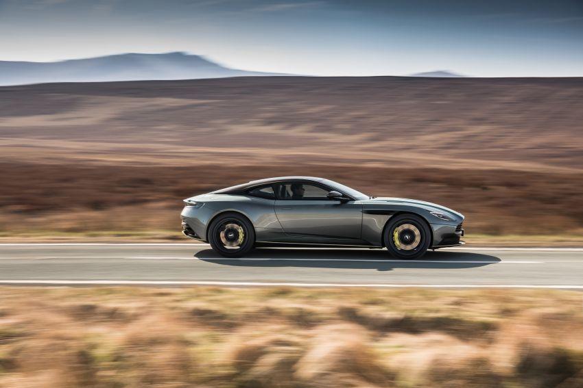 Aston Martin DB11 AMR – new 639 PS V12 flagship Image #816677