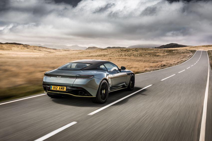 Aston Martin DB11 AMR – new 639 PS V12 flagship Image #816679