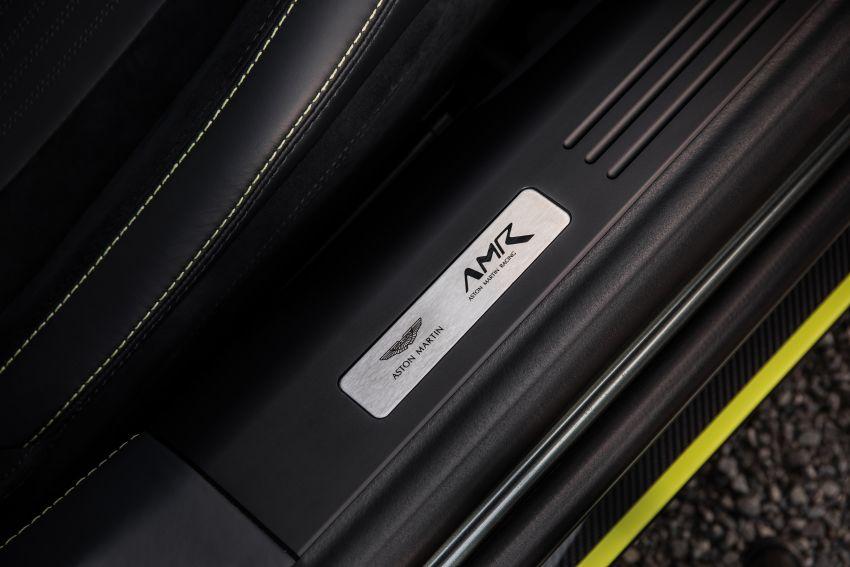 Aston Martin DB11 AMR – new 639 PS V12 flagship Image #816682