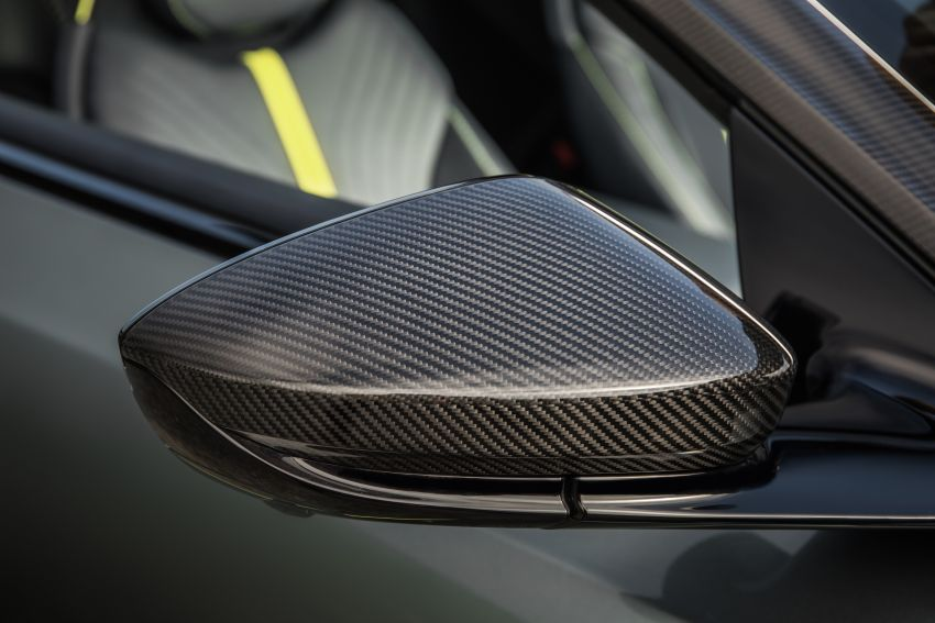 Aston Martin DB11 AMR – new 639 PS V12 flagship Image #816684