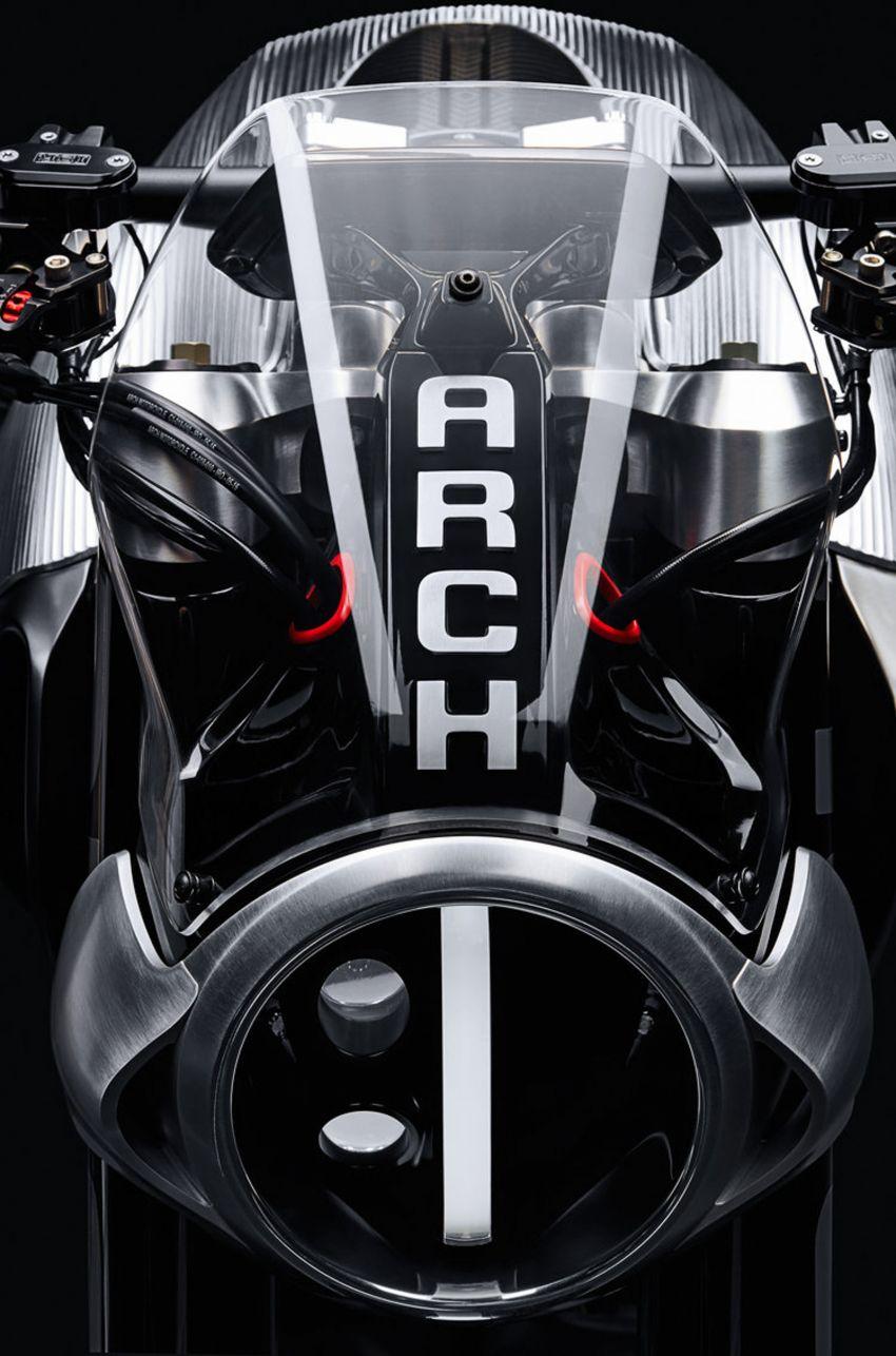 Arch Motorcycles Method 143 – casis gentian karbon Image #817630