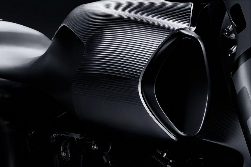 Arch Motorcycles Method 143 – casis gentian karbon Image #817632