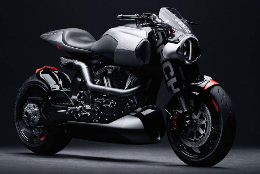 Arch Motorcycles Method 143 – casis gentian karbon Image #817635