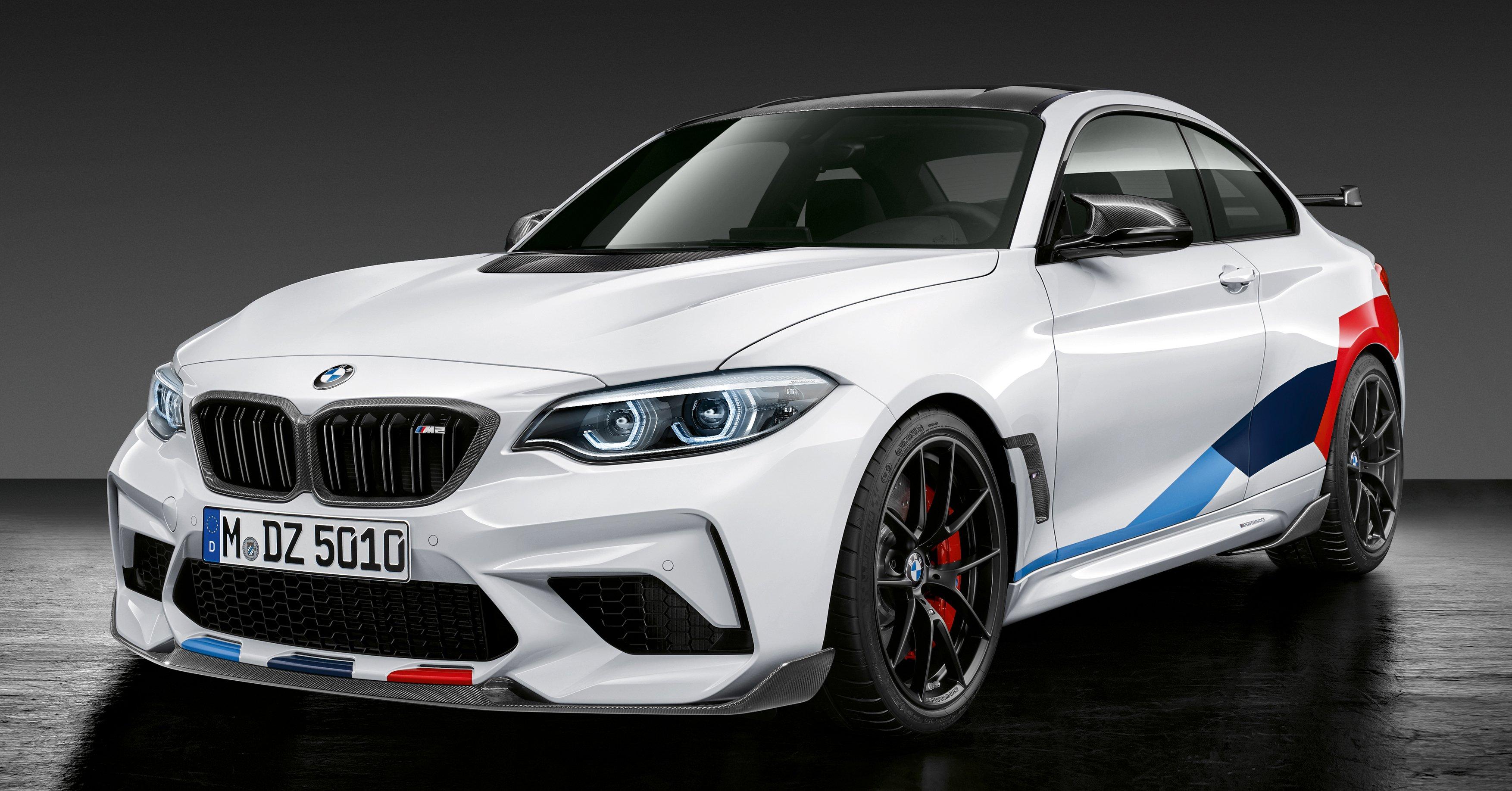 Bmw >> BMW M2 Competition receives M Performance Parts Paul Tan - Image 815476