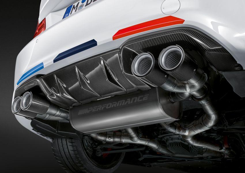 BMW M2 Competition terima peralatan berprestasi tinggi M – lebih gentian karbon, lebih ringan Image #815791