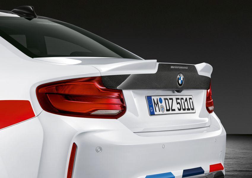 BMW M2 Competition terima peralatan berprestasi tinggi M – lebih gentian karbon, lebih ringan Image #815784