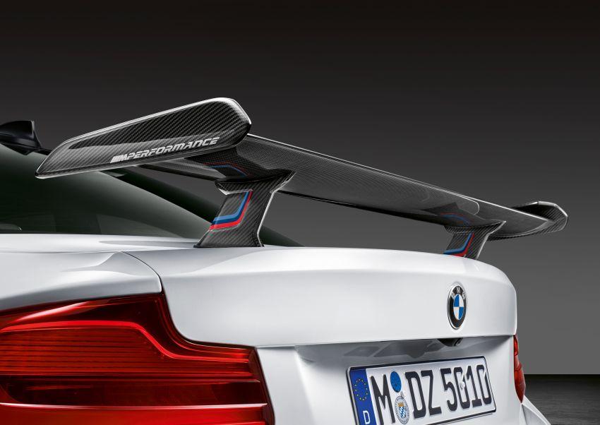 BMW M2 Competition terima peralatan berprestasi tinggi M – lebih gentian karbon, lebih ringan Image #815773