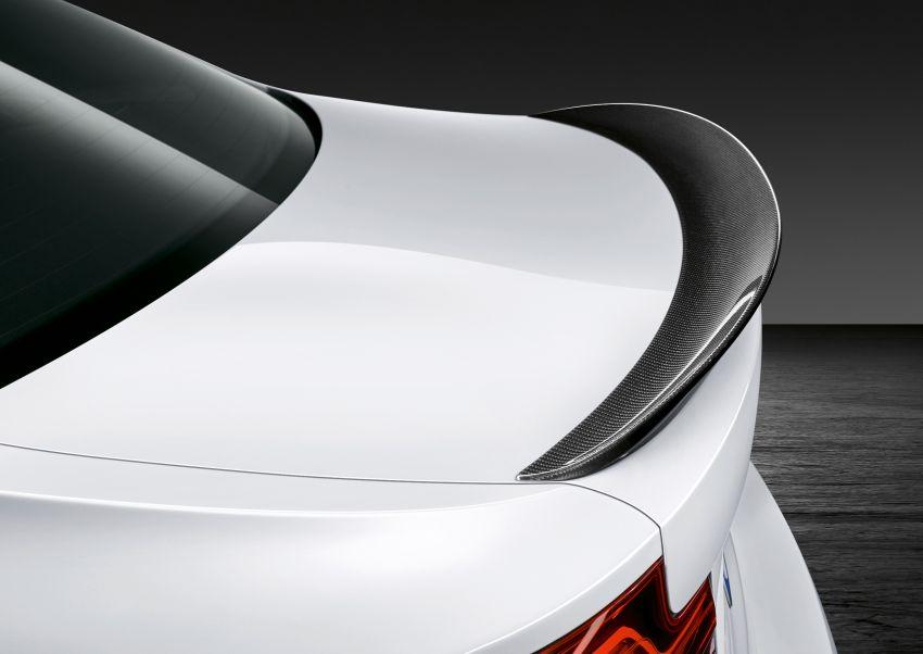 BMW M2 Competition terima peralatan berprestasi tinggi M – lebih gentian karbon, lebih ringan Image #815766