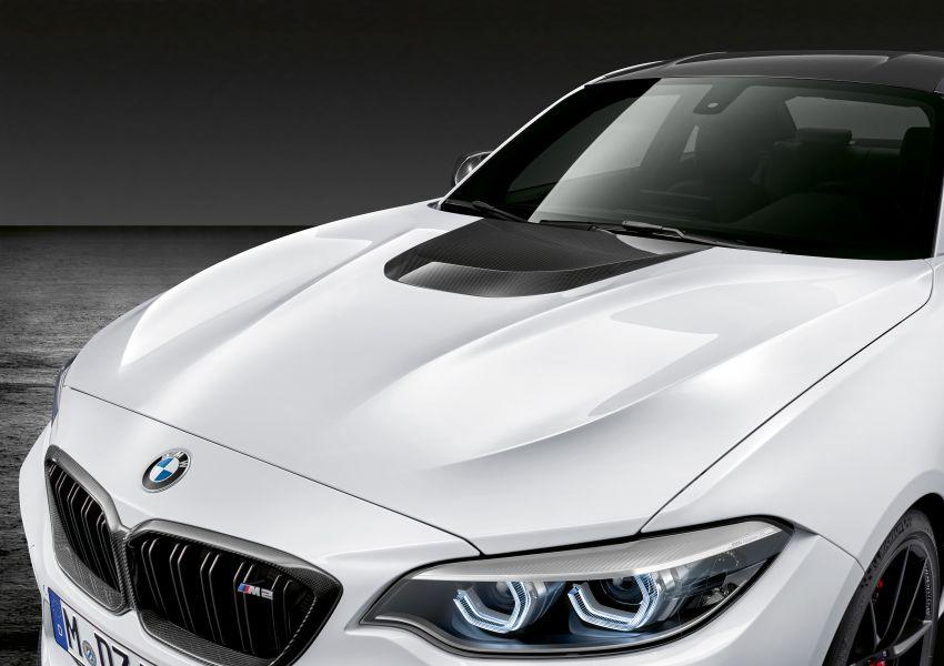 BMW M2 Competition terima peralatan berprestasi tinggi M – lebih gentian karbon, lebih ringan Image #815750