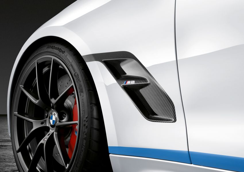 BMW M2 Competition terima peralatan berprestasi tinggi M – lebih gentian karbon, lebih ringan Image #815737