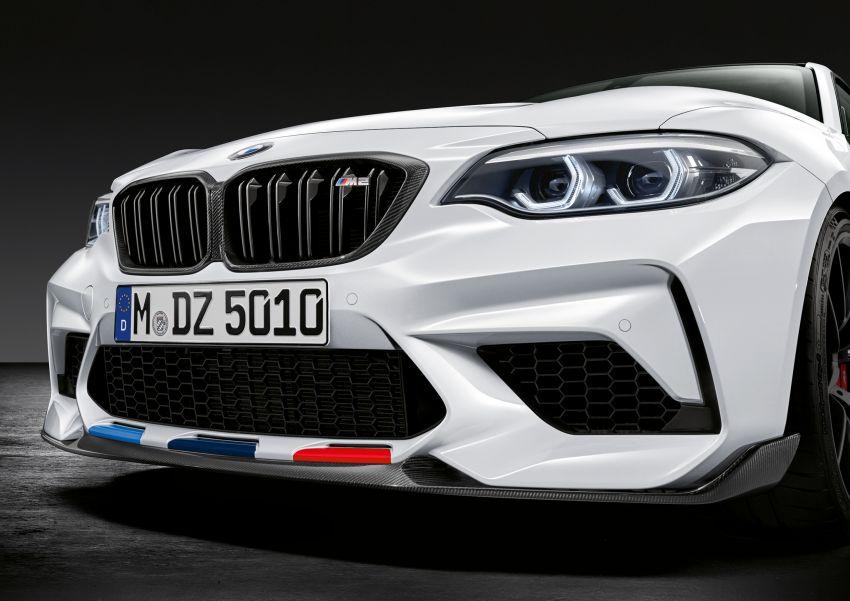 BMW M2 Competition terima peralatan berprestasi tinggi M – lebih gentian karbon, lebih ringan Image #815802