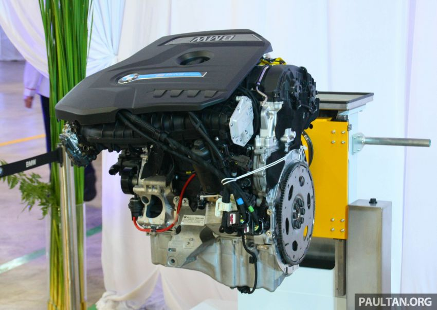 BMW officially opens Kulim engine assembly plant – RM132mil facility by Sime Darby Auto Engineering Image #814696