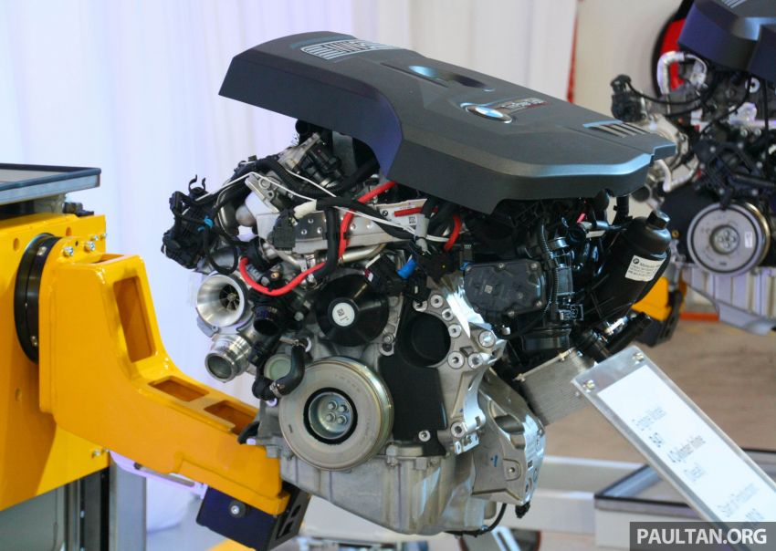BMW officially opens Kulim engine assembly plant – RM132mil facility by Sime Darby Auto Engineering Image #814705