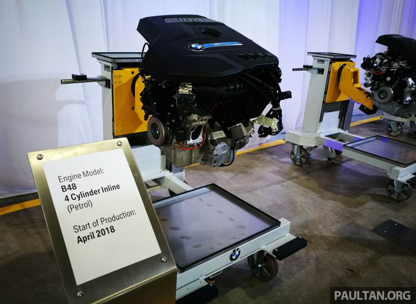 BMW officially opens Kulim engine assembly plant – RM132mil facility by Sime Darby Auto Engineering Image #814772