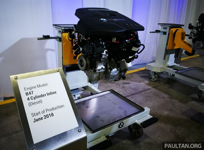 BMW officially opens Kulim engine assembly plant – RM132mil facility by Sime Darby Auto Engineering Image #814773
