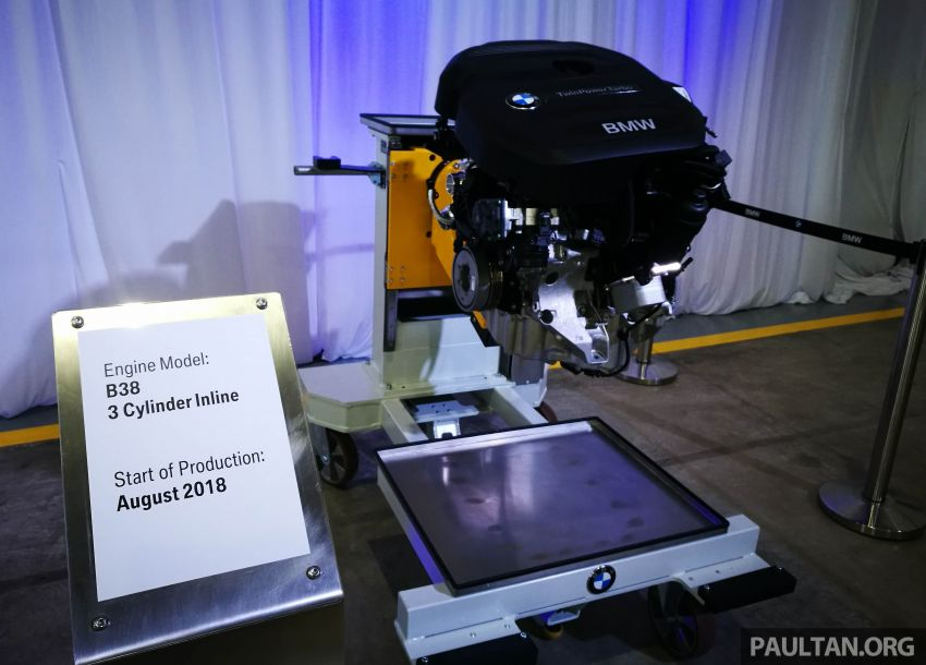 BMW officially opens Kulim engine assembly plant – RM132mil facility by Sime Darby Auto Engineering Image #814774