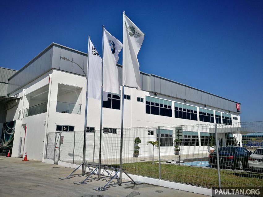 BMW officially opens Kulim engine assembly plant – RM132mil facility by Sime Darby Auto Engineering Image #814687