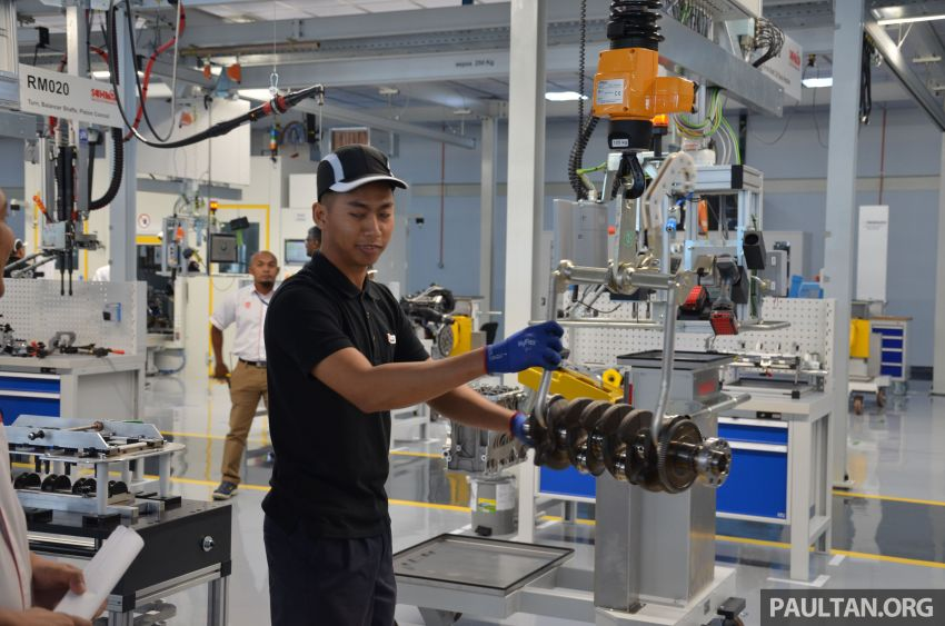 BMW officially opens Kulim engine assembly plant – RM132mil facility by Sime Darby Auto Engineering Image #814760