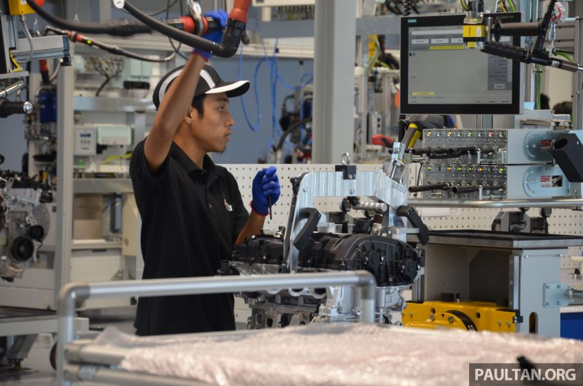 BMW officially opens Kulim engine assembly plant – RM132mil facility by Sime Darby Auto Engineering Image #814764