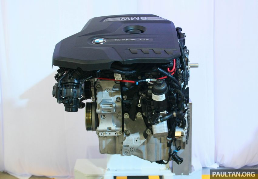 BMW officially opens Kulim engine assembly plant – RM132mil facility by Sime Darby Auto Engineering Image #814698