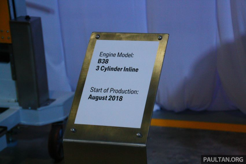 BMW officially opens Kulim engine assembly plant – RM132mil facility by Sime Darby Auto Engineering Image #814702