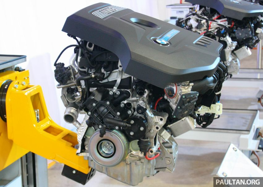 BMW officially opens Kulim engine assembly plant – RM132mil facility by Sime Darby Auto Engineering Image #814704