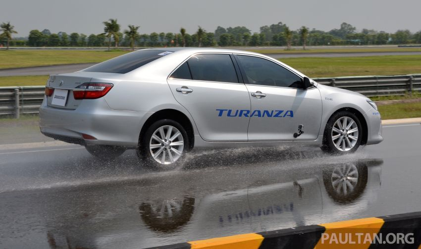 Bridgestone Turanza T005A touring tyre launched – comfort above all, but with performance in reserve Image #822500