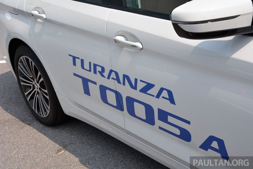 Bridgestone Turanza T005A touring tyre launched – comfort above all, but with performance in reserve Image #822502