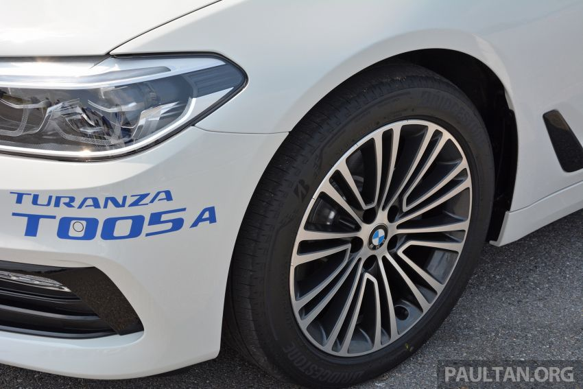 Bridgestone Turanza T005A touring tyre launched – comfort above all, but with performance in reserve Image #822506