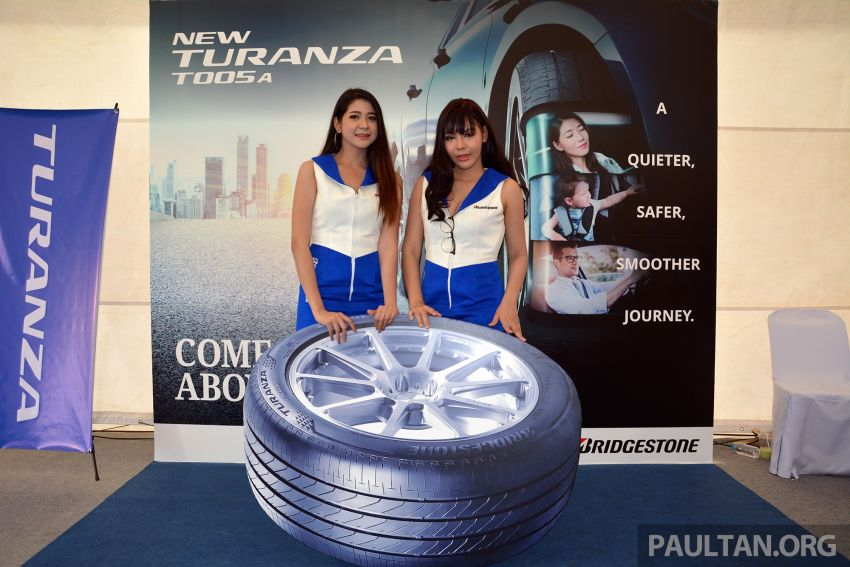Bridgestone Turanza T005A touring tyre launched – comfort above all, but with performance in reserve Image #822507