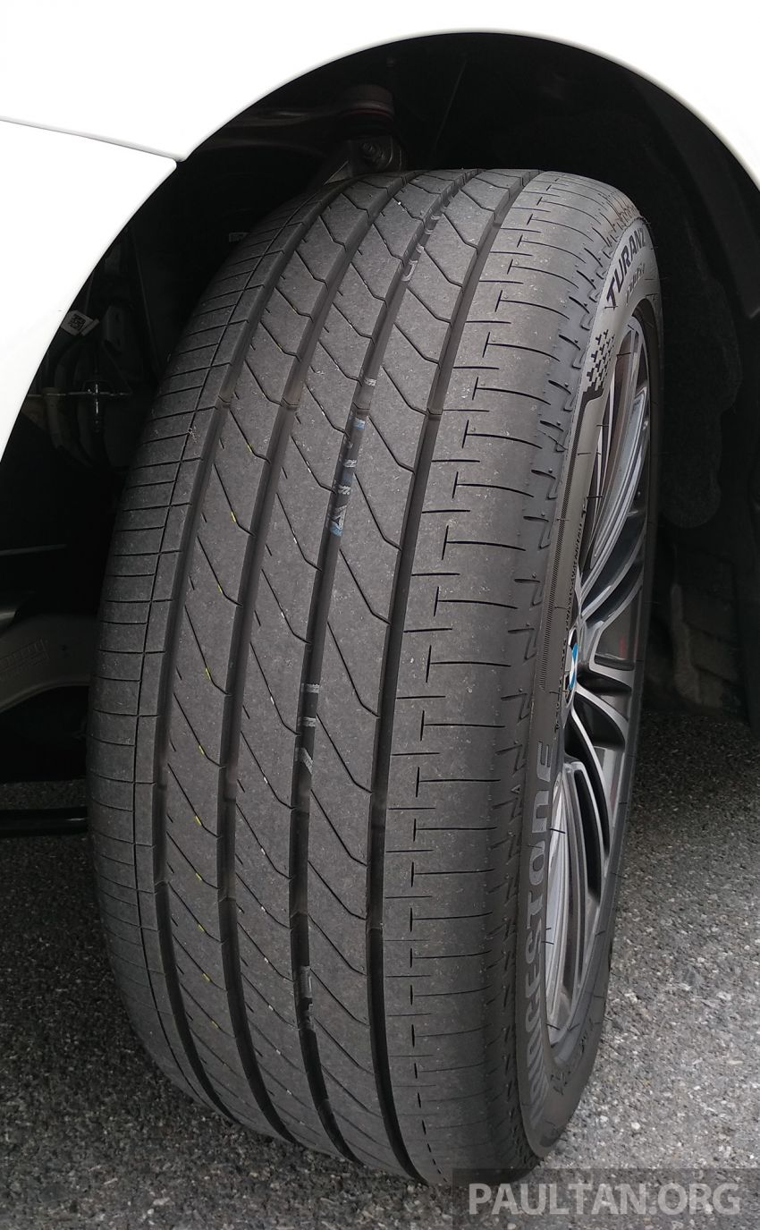 Bridgestone Turanza T005A touring tyre launched – comfort above all, but with performance in reserve Image #822508