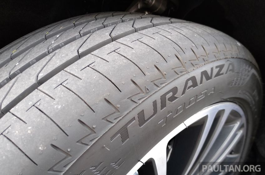 Bridgestone Turanza T005A touring tyre launched – comfort above all, but with performance in reserve Image #822510