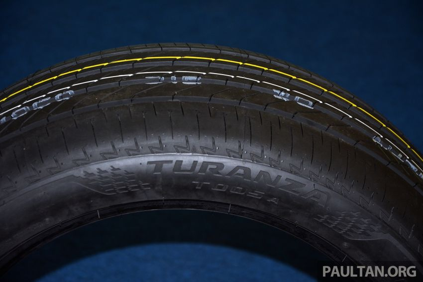 Bridgestone Turanza T005A touring tyre launched – comfort above all, but with performance in reserve Image #822492