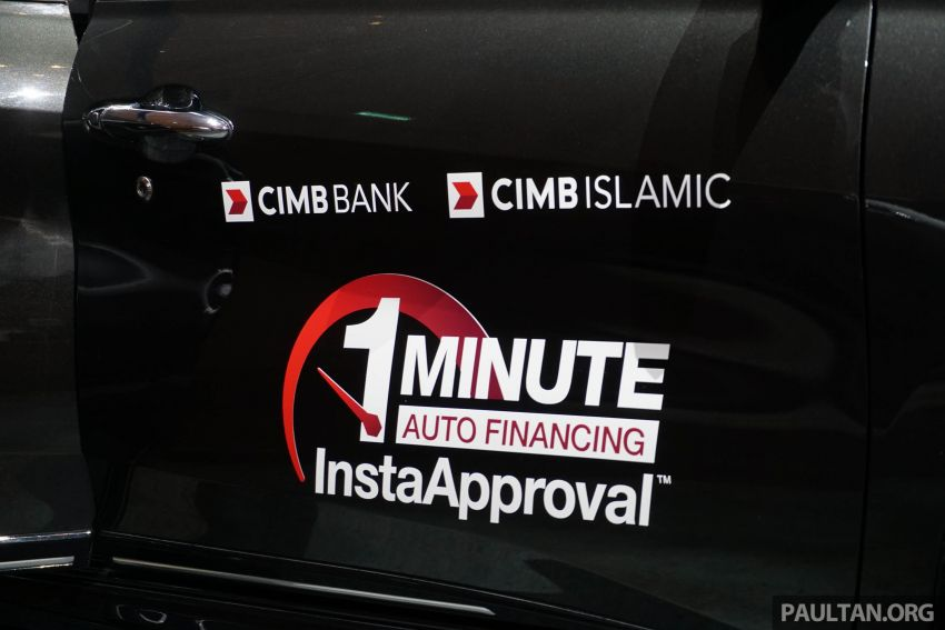 CIMB launches 1-Minute Auto Financing InstaApproval – fast loan approval, paperless and secure process Image #822751