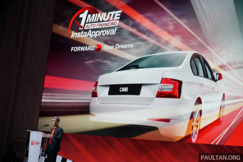 CIMB launches 1-Minute Auto Financing InstaApproval – fast loan approval, paperless and secure process Image #822744