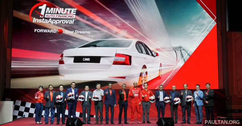 CIMB launches 1-Minute Auto Financing InstaApproval – fast loan approval, paperless and secure process Image #822746