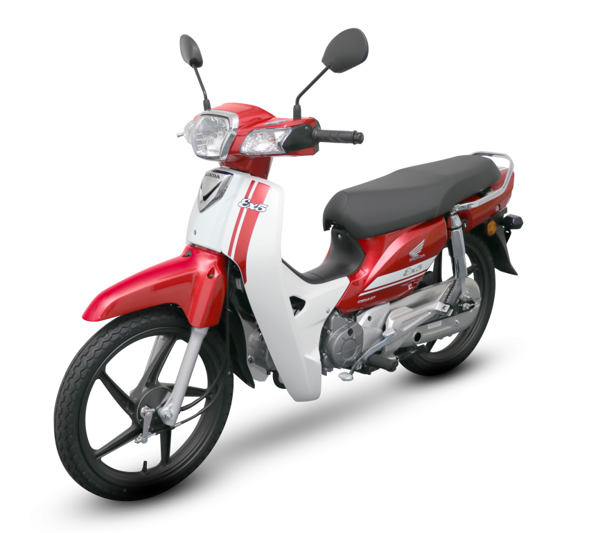 2018 Honda EX5 cub in new colours – from RM5,150 Image #817013