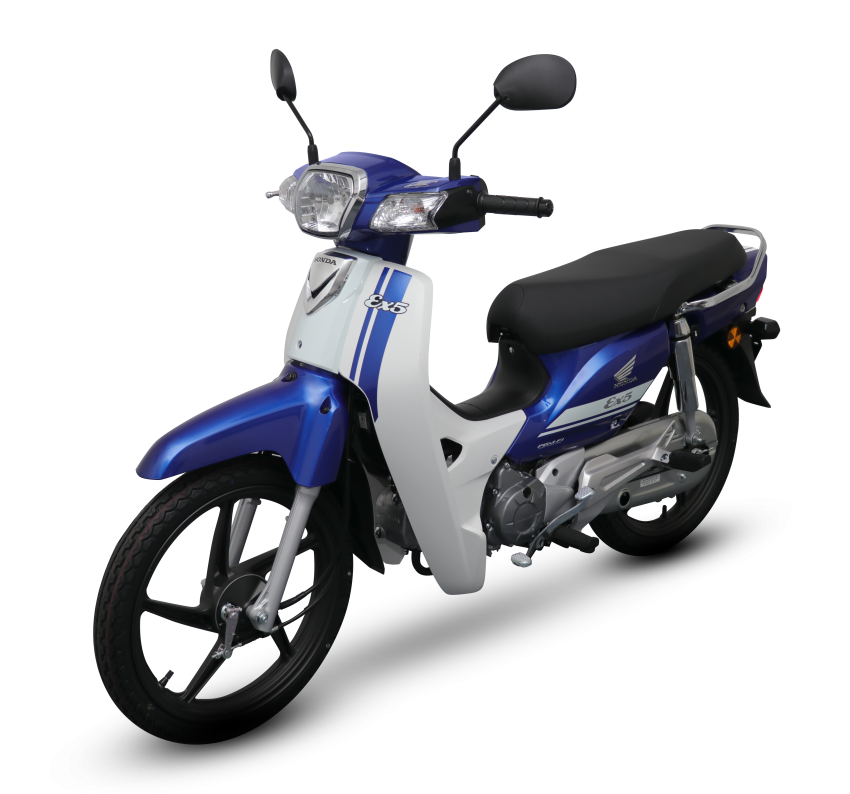 2018 Honda EX5 cub in new colours – from RM5,150 Image #817014