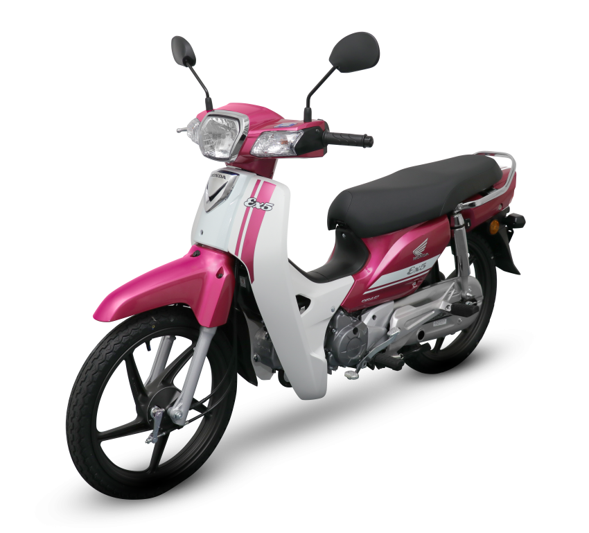2018 Honda EX5 cub in new colours – from RM5,150 Image #817015