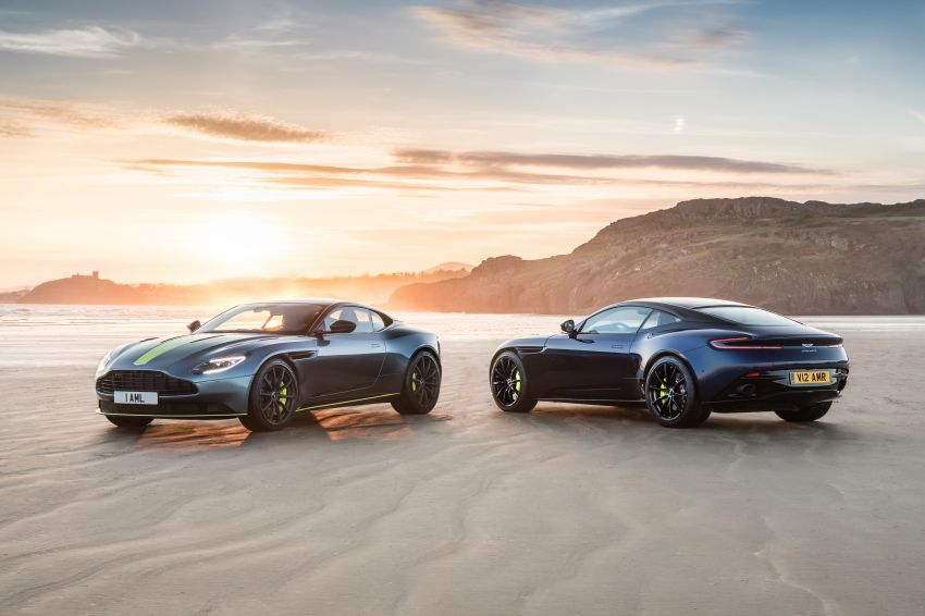 Aston Martin DB11 AMR – new 639 PS V12 flagship Image #816721