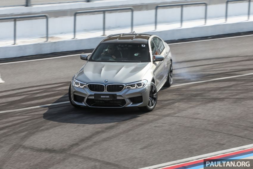 F90 BMW M5 launched in Malaysia, from RM943k Image #818451