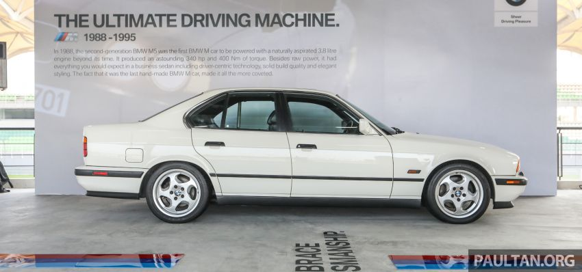 F90 BMW M5 launched in Malaysia, from RM943k Image #818471