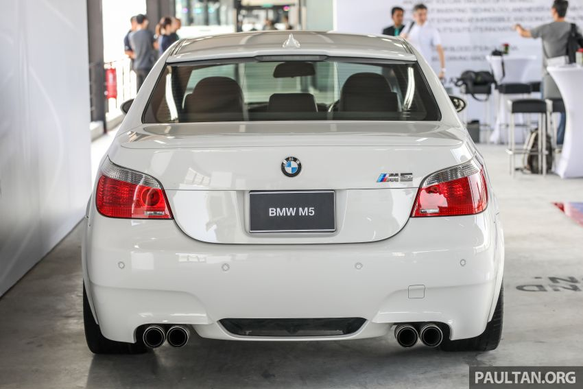 F90 BMW M5 launched in Malaysia, from RM943k Image #818477